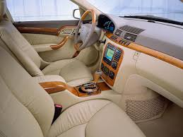 toyota limo interior mercedes benz s class pullman limousine w220 2001 pictures