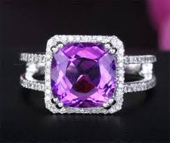 Purple Wedding Rings by 94 Best Wedding Bands Images On Pinterest Jewelry Rings And