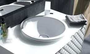 ceramic bathroom sinks pros and cons ceramic bathroom sinks bathroom sink oval white ceramic vessel