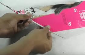 tutorial kerajinan tangan dari kertas gulung cara membuat kerajinan tangan dari kertas koran bekas yang mudah
