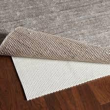 How Big Should A Rug Pad Be Shop Rug U0026 Carpet Pads Rug Grips Ethan Allen