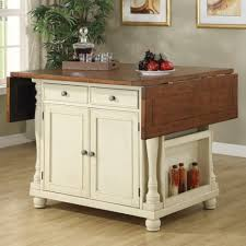 marvelous portable kitchen islands with storage also drop down