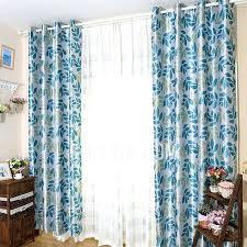 Royal Blue Blackout Curtains Blackout Curtains Blue Baby Blue Eyelet Blackout Curtains Clame Co