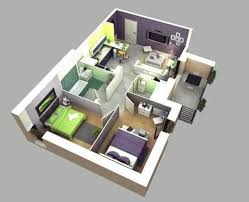 Bedroom Apartment Ideas 85 Best 2 Bedroom Apartment House Plans Images On Pinterest