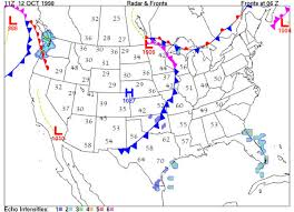 weather fronts map bubl navigation weather station overview