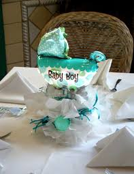 Baby Shower Table Centerpiece Ideas Themes2