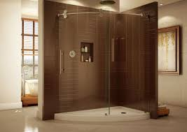 shower awesome shower unit ideas awesome corner shower units
