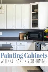 does paint last on kitchen cabinets how to paint oak kitchen cabinets like a pro craving some