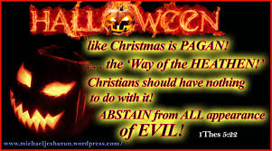 like is a pagan christians should