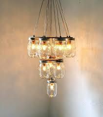Mason Jar Pendant Light Scenic Seeded Glass Bell Jar Pendant Light Fixtures N Thrift Star