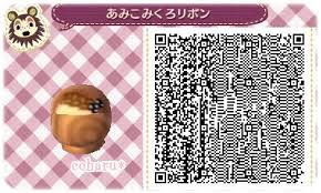 acnl hair tons of animal crossing new leaf qr code tumblr qr codes