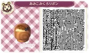 acnl hair qr codes tons of animal crossing new leaf qr code tumblr qr codes