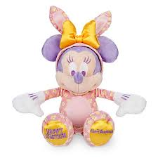 disney easter plush minnie mouse easter bunny 9