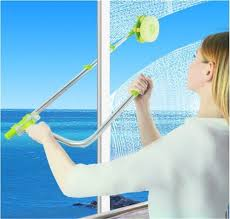 Shop Amazon Com Window Double by Amazon Com Telescopic Window Cleaner Double Faced Glass Cleaning