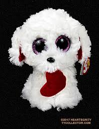 honey bun ty beanie boos dog