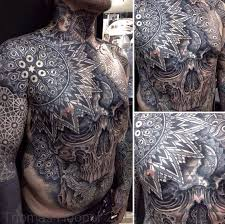 best chest tattoos jaw dropping ink masterpieces chest