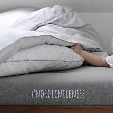 filibabba baby bed linen aztec warm grey