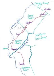 Map Of Warren County Nj Michigan Fever U201d U2013 Goodspeed Histories