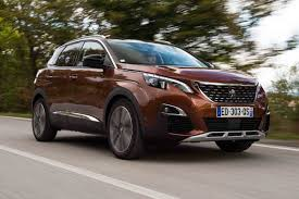 latest peugeot cars peugeot 3008 suv 2017 pictures carbuyer