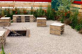 Idea For Garden Rustic Seating Idea For Garden Zach Hooper Photo Garden