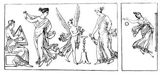 Different Types Of Greek Vases The Dance Historic Illustrations Of Dancing From 3300 B C To