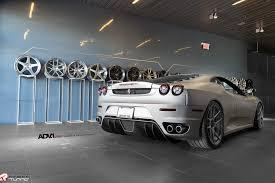 grey ferrari ferrari benz f430 adv5 0 mv2 wheels adv 1 wheels