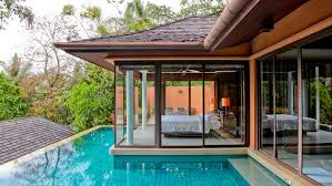 Piscine Iki sri panwa phuket luxury pool villa hotel resort u0026 spa in thailand