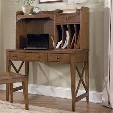 Oak Computer Desk With Hutch by Liberty Furniture Hearthstone Computer Desk And Hutch In Rustic