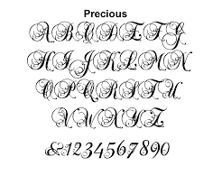 letter cake toppers font previewer tool