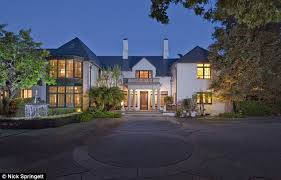 hollywood legend gregory peck u0027s stately los angeles residence is