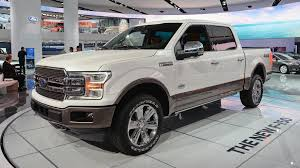 the 2018 ford f 150 gets updated looks and engines plus that