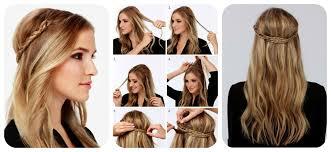 tutorial menata rambut panjang simple dari 5 menit 7 tutorial gaya rambut ini siap mengubah kamu jadi