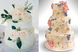 Wedding Cake Flowers Fabulous Wedding Cakes With Flowers Everafterguide