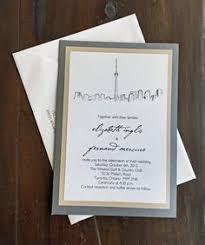 wedding invitations toronto vegas skyline wedding invitation las vegas destination wedding