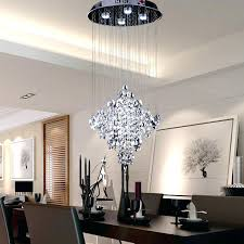 led dining room ceiling lights 150 beautiful led lamp chandelier