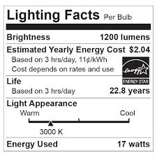 par38 led bulb 17 watt dimmable 100w equiv 1200 lumens by euri