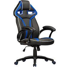 Gaming Chair Desk by Iwmh Gaming Chair High Back Ergonomic Pu Leather Office Chair