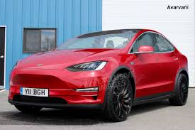 tesla roadster 2019 new tesla model y suv to arrive in 2019 auto express