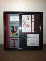 graduation shadow box 33 graduation party ideas for high school for 2017 college