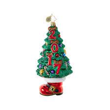 christopher radko ornaments radko dated the tree