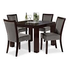 Home Interior Pictures Value Value City Furniture Kitchen Sets Shop 5 Piece Dining Room Sets