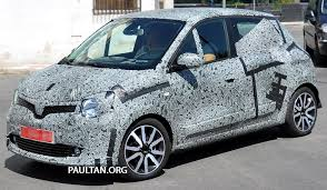renault twingo 2013 spyshots new renault twingo in production body image 200547