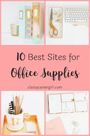 Decorate My Office by 25 Best Office Supplies Ideas On Pinterest Desktop Organization