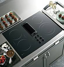 30 Inch Downdraft Gas Cooktop Amazon Com Ge Pp989dnbb Profile 30