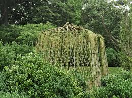 willow gazebo carpas gazebos hechos con ramas cañas caños etc y
