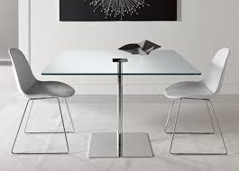 Square Dining Room Table For 4 Square Dining Tables For 4 Glacier Square 4 Post Dining Table With
