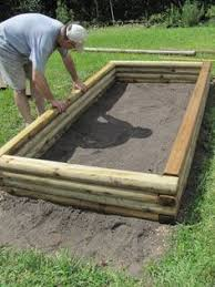 Raised Planter Beds by The Easy Way How To Build Raised Garden Beds On A Slope How To