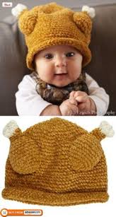 baby turkey hat and booties baby turkey costume by knerdy4knitting