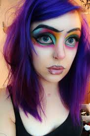 pop art makeup for halloween 65 best female comic book characters images on pinterest