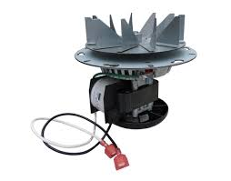 combustion blowers for pellet stoves
